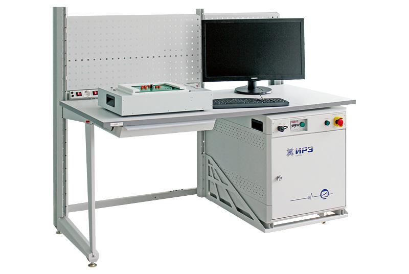 Система входного контроля радиоэлементов