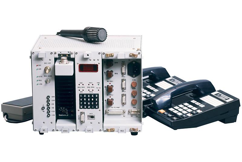Стационарная симплексная радиостанция РС-46МЦ
