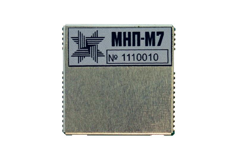 Навигационный приемник МНП-М7