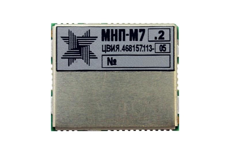 Навигационный приемник МНП-М7.2