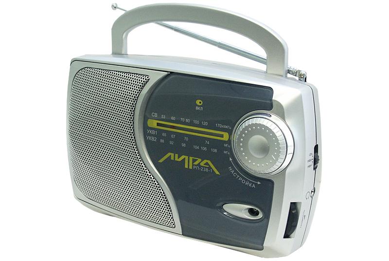 Радиоприемник «Лира РП-238» (РП-238-1)